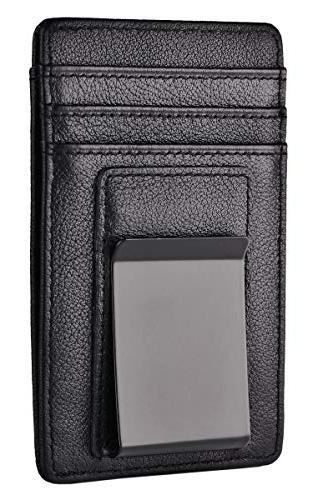 Money Clip, Pocket Wallet, Strong Magnet thin Wallet