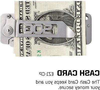 SOG Money Cash Card Folding Small Tactical