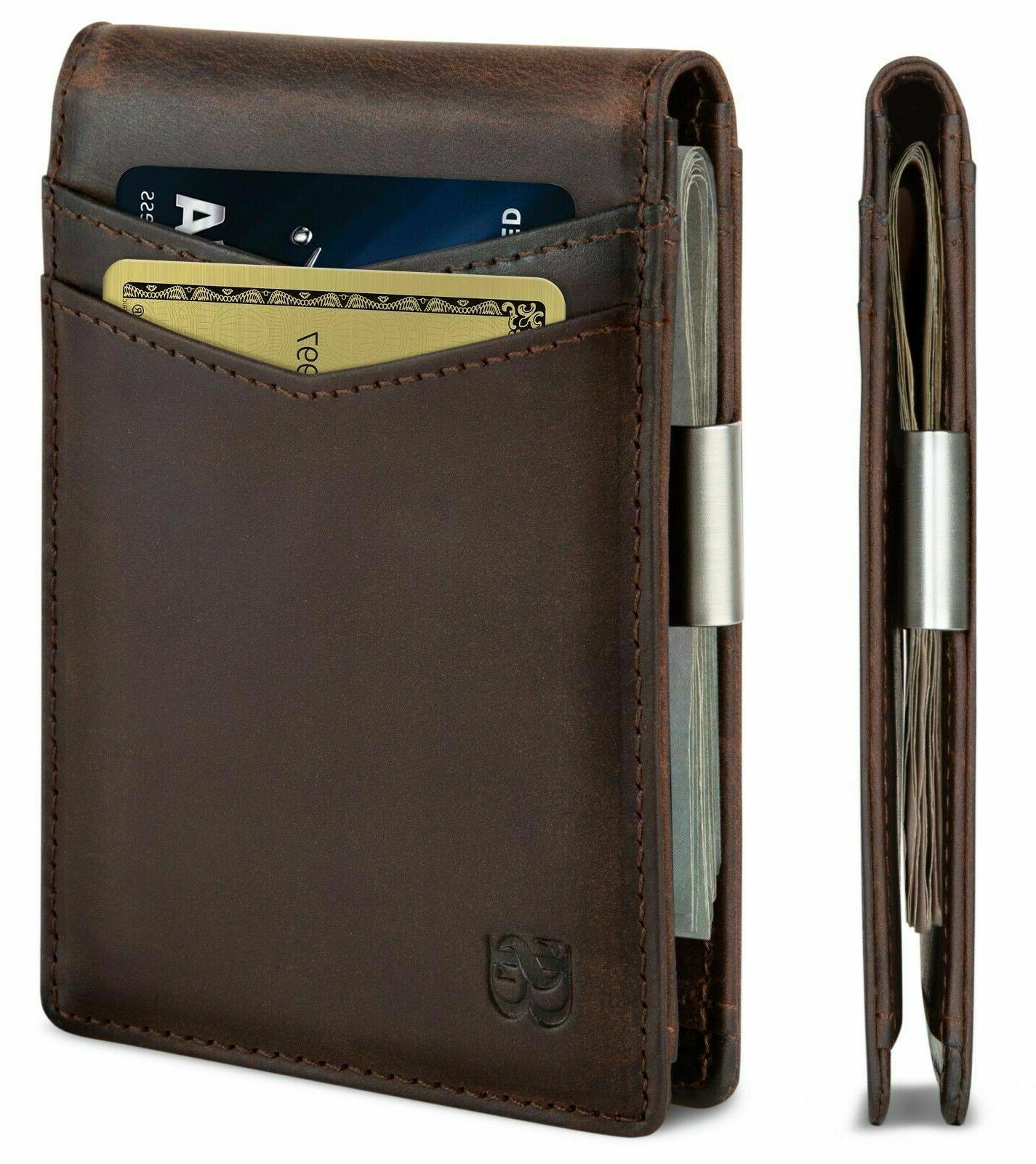 RFID Card slim Wallet -