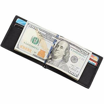 Travelambo Clips Front Wallet