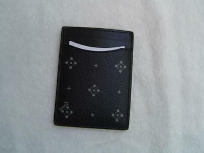 NEW COACH DIAMOND 1 CASE/MONEY CLIP #73113