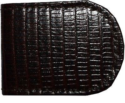 New leather money clip, money clip NWT