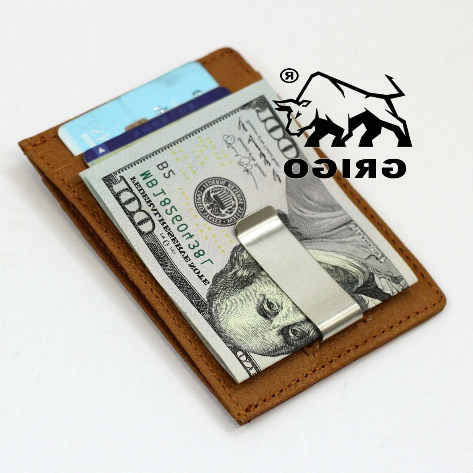 Money Finest Leather RFID Man