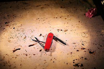 NEW VICTORINOX EXECUTIVE KNIFE BOXED