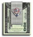 NEW YORK YANKEES STAINLESS STEEL MONEY CLIP  MLB BASEBALL SP