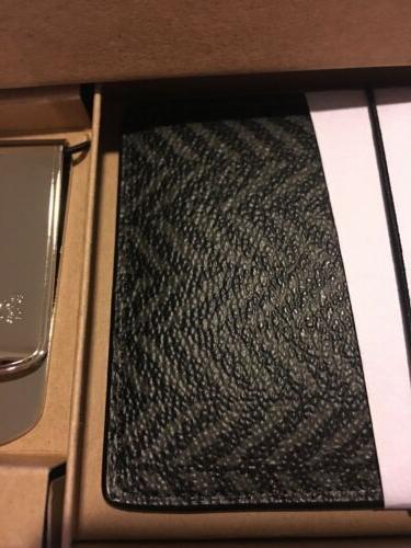 NWT 3 1 Card Case Gift F73112