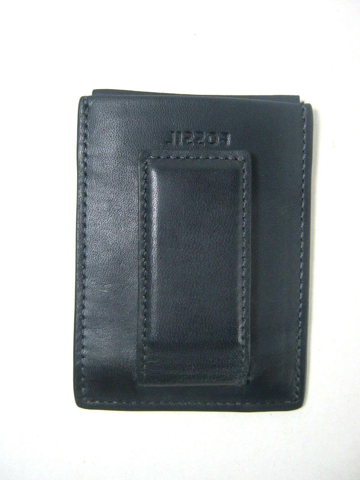 Fossil RFID Blocking Money Card