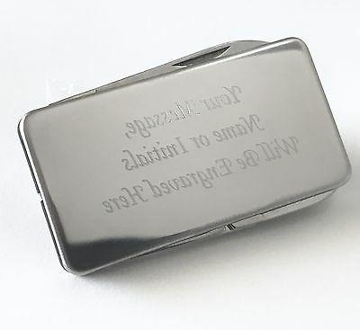 Personalized Engraved 3-Tool Money Clip Free