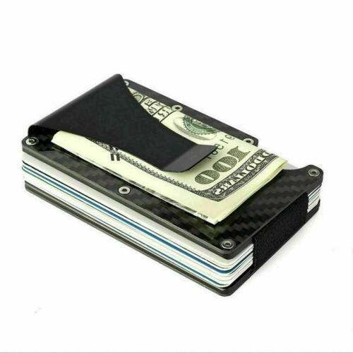 RFID Money Mens Card Slim