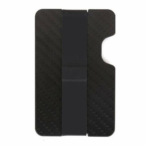 RFID Money Slim Mens Minimalist Card Holder