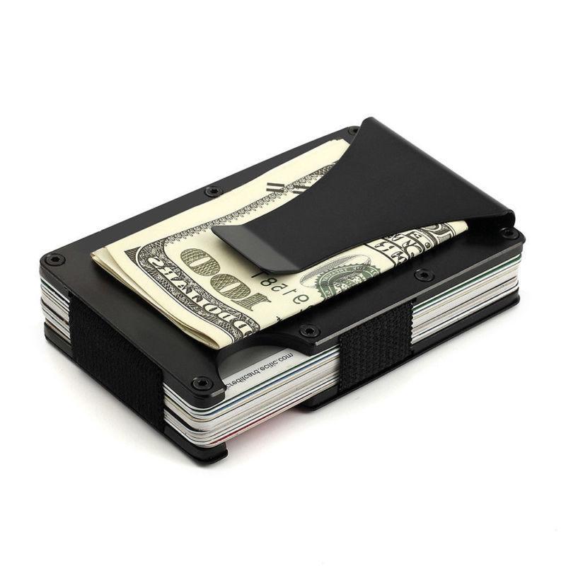 RFID The Minimalist Wallets card Money