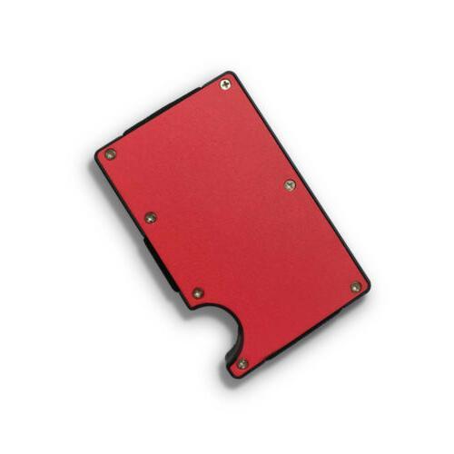RFID Credit Wallet