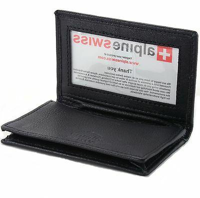RFID Blocking Card Cases Front Wallets