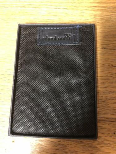 Travelambo RFID Minimalist Slim Leather Small