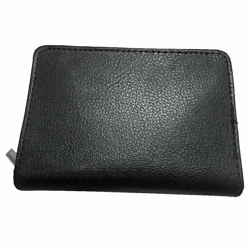 Secure Blocking Wallet Men Card Clip Wallets