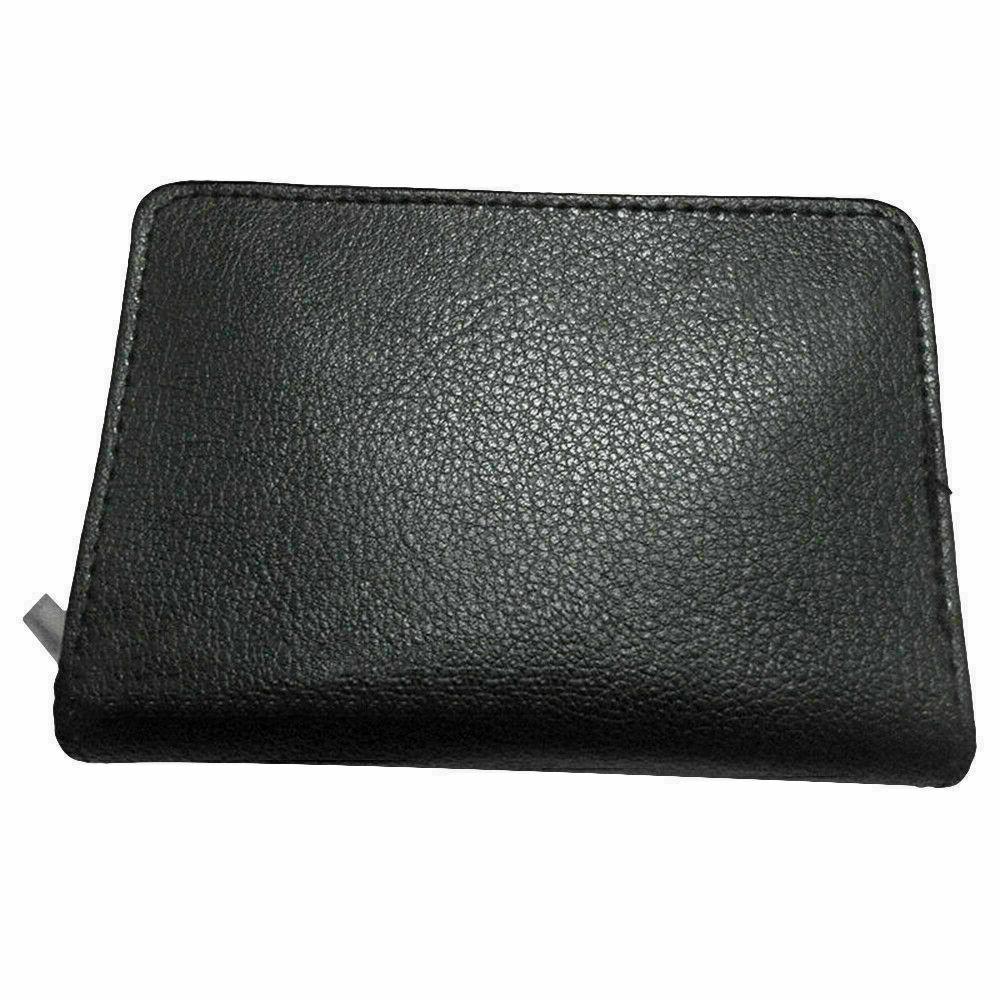 Secure Lock RFID Wallet Women Card Holder Money Wallets