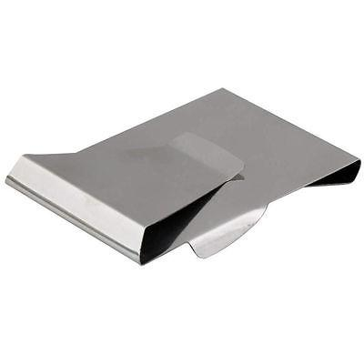 Money Clip Holder Wallet New Steel