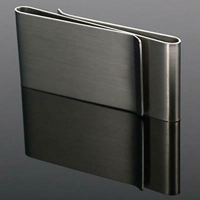 Stainless Steel Silm Money Clip Card Wallet ""