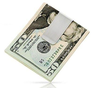 NEW SLIM POCKET MONEY CLIP HOLDER