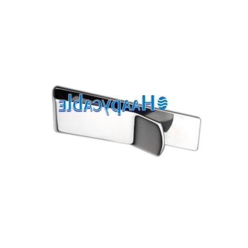 stainless steel slim money clip