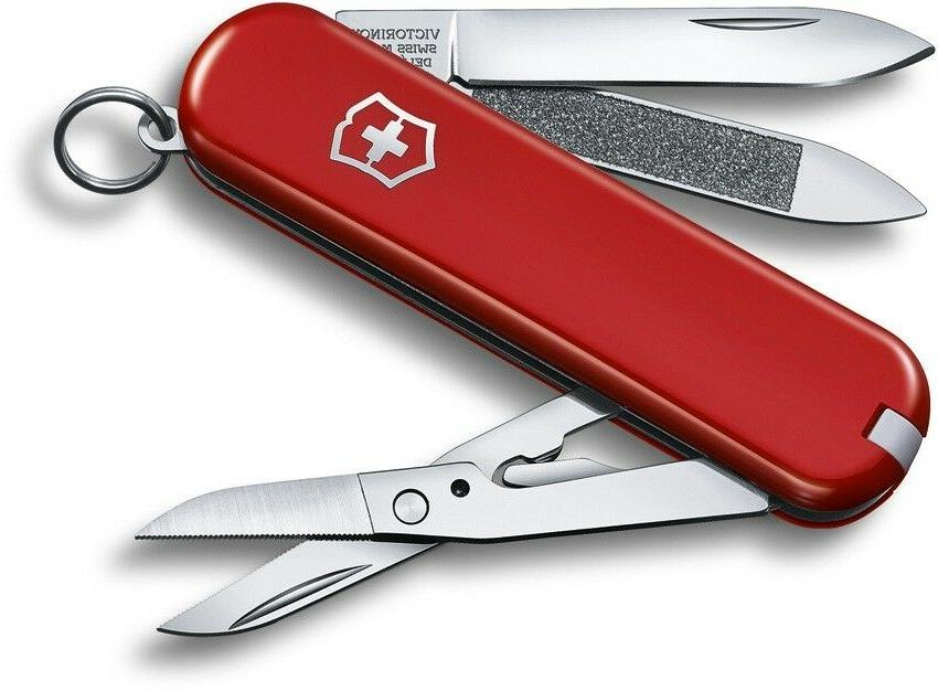 Victorinox Army 81 Red ABS Handle