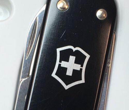 Swiss Army Knife Money Black 53743 NOS