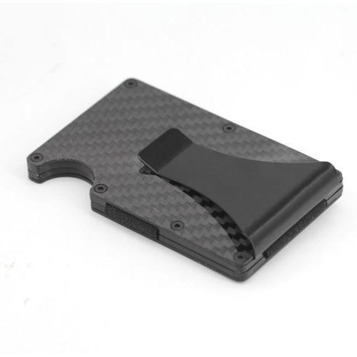 The Fiber Money Front Pocket RFID USA