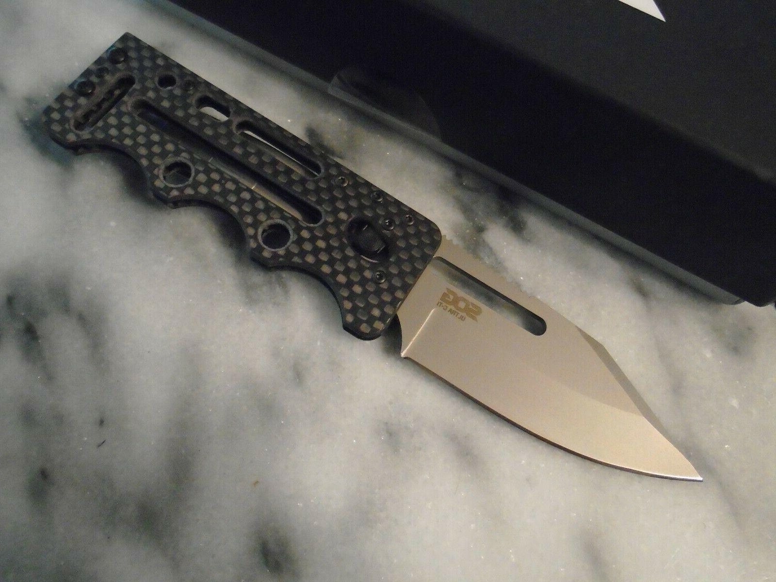 SOG Fiber Pocket Knife Money Clip SOGAC79-BX