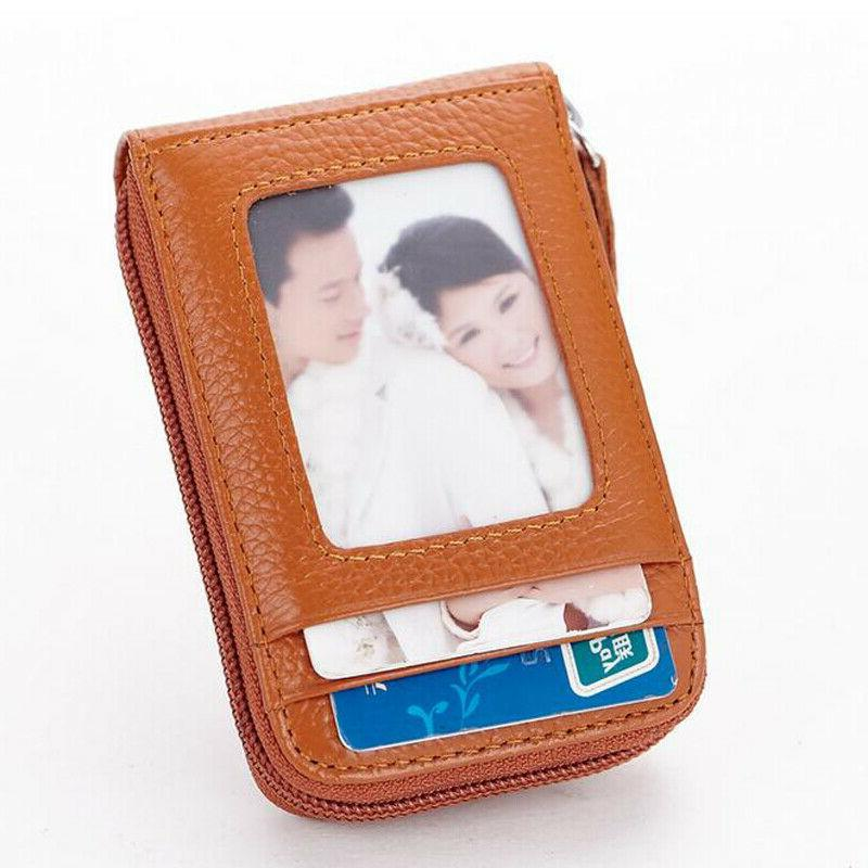 Wallet Credit ID Holder Purse