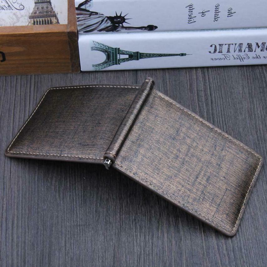 US Leather Money And Super-Sleek