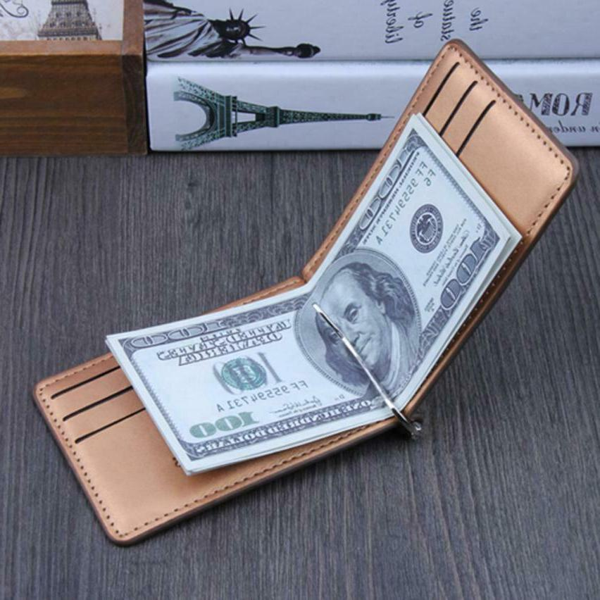 US Leather And Super-Sleek Luxury Wallet