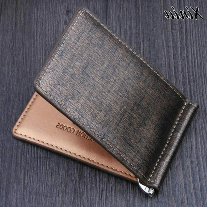 US Leather And Super-Sleek Wallet
