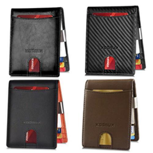 us mens money clip slim purse holder