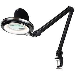 Brightech LightView PRO - LED 2.25x Magnifying Glass Desk La
