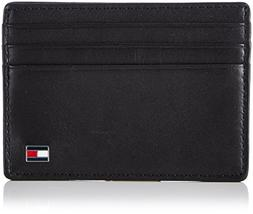 Tommy Hilfiger, Men, Catera, eton cc holder, black , 10x8x2