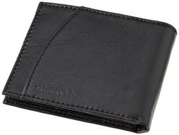 men rfid extra slimfold wallet