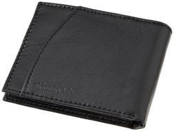 men rfid extra slimfold wallet
