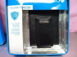 Columbia Men's Card Holder Wallet With Magnetic Money Clip