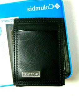 men s front pocket wallet magnetic money