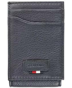 men s rfid leather front pocket wallet