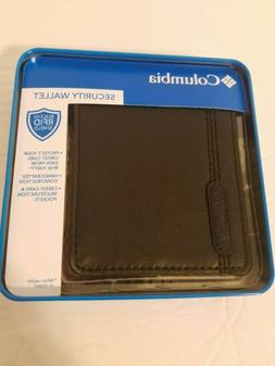 Columbia  Men's  RFID Security Blocking Extra-Capacity Slimf