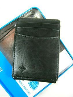 Columbia  Men's  RFID Security Blocking Slim Front Pocket Wa