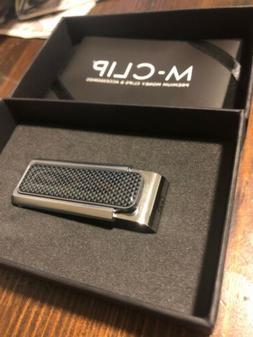 Men's M-Clip 'Ultralight V2' Money Clip - Grey