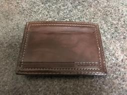 Mens Dockers Money Clip Wallet