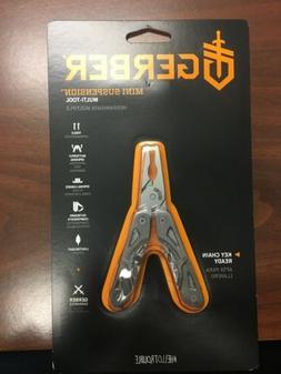 Gerber Mini Suspension Pliers Multi Tool Pliers Key Chain Po