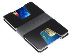 minimalist aluminum slim wallet rfid
