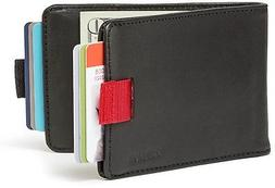 Distil Union - Minimalist Leather Slim Bifold Wallets with M