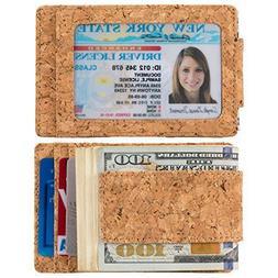 Money Clip and Credit Card Holder Front Pocket Slim Wallet I