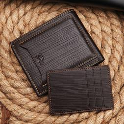 NEW Fashion Brands wallet men's coin pocket purse short clut