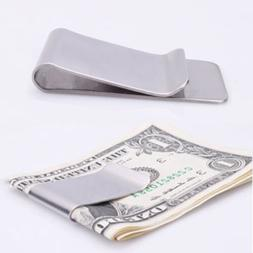 New High Quality Stainless Steel Slim Money Clip Credit Card